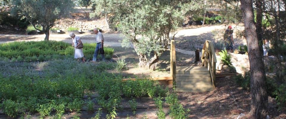 turismo responsable en ecoherbes park