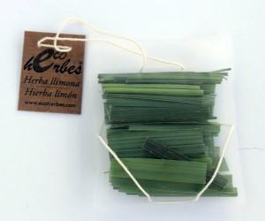 infusion hierba limon, ecoherbes