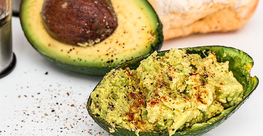 recetas con cilantro guacamole, ecoherbes