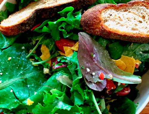 4 recetas de ensaladas ideales para la primavera