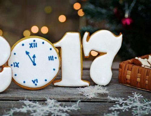 Ecoherbes te desea: ¡Feliz Año Nuevo!