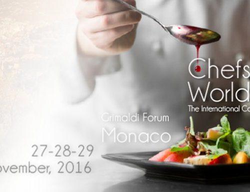 ¡Participamos en el Chefs World Summit!